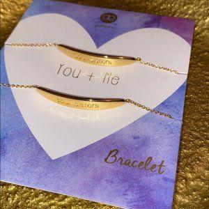 LAST ONE! Gorjana Soul Sisters Bracelet Set